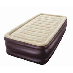 Надувная кровать bestway cornerstone airbed 191х97х43см 67596 bw