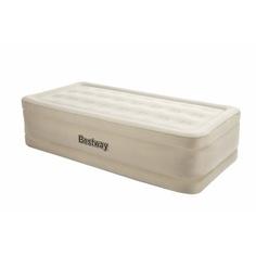Надувная кровать со встроенным электронасосом bestway essence fortech 191х97х51см 69017 bw