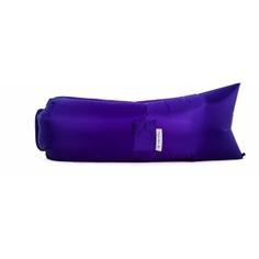 Надувной диван биван классический, цвет фиолетовый bvn18-cls-prp
