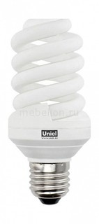 Лампа компактная люминесцентная E27 24Вт 2700K S1224270027 Uniel