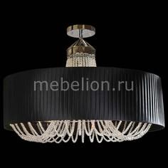 Светильник на штанге 1400 1408/S black Newport