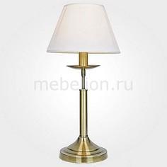 Настольная лампа декоративная 01010/1 античная бронза Eurosvet