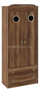 Шкаф Платяной Навигатор СМ-250.07.22 Мебель Трия