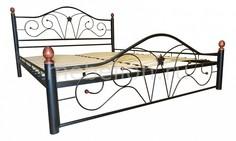 Кровать полутораспальная Селена 2 2000х1400 Мебвилл