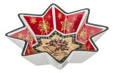 Салатник (26 см) Christmas collection 586-129