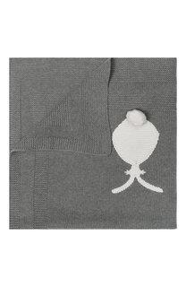 Одеяло из смеси хлопка и шерсти Stella McCartney