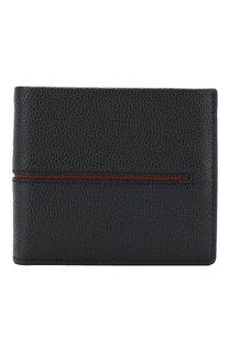 Кожаное портмоне с отделением для кредитных карт и монет Tod's