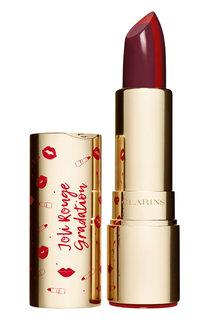 Двухцветная губная помада Joli Rouge Gradation, оттенок 803 Clarins