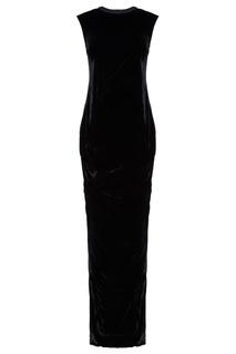 Облегающее платье макси Rick Owens