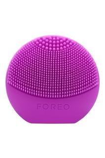 Прибор для массажа и очищения кожи лица LUNA PLAY Purple Foreo