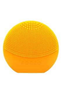 Прибор для массажа и очищения кожи лица LUNA PLAY Sunflower Yellow Foreo
