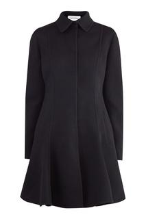 Короткое приталенное пальто Valentino