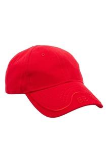 Красная кепка с логотипом Balenciaga