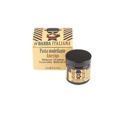 BARBA ITALIANA Моделирующая паста для бороды Америго