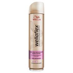 """WELLA Wellaflex Лак для укладки волос """"Для чувствительной кожи головы"""" сильной фиксации"""