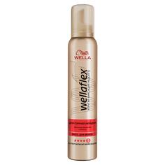 WELLA Мусс для волос для горячей укладки WELLAFLEX