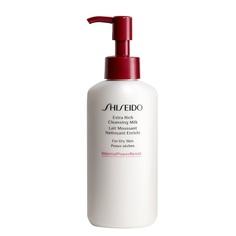 SHISEIDO Молочко для сухой кожи очищающее насыщенное