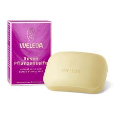 WELEDA Розовое растительное мыло