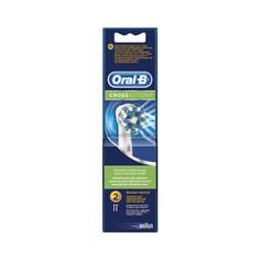 ORAL-B Сменные насадки для электрической зубной щетки Oral-B CrossAction