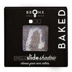 BRONX COLORS Тени для век Single Slide Baked Shadow