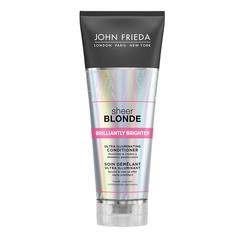 JOHN FRIEDA Кондиционер для придания блеска светлым волосам SHEER BLONDE Brilliantly Brighter