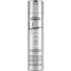 LOREAL PROFESSIONNEL Лак для укладки волос без запаха средней фиксации INFINIUM Pure Soft