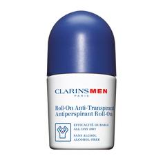 CLARINS Дезодорант-антиперспирант шариковый для мужчин Clarinsmen