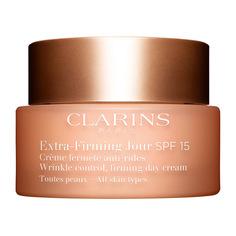 CLARINS Регенерирующий дневной крем против морщин для любого типа кожи Extra-Firming SPF 15