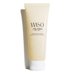 SHISEIDO Мягкий эксфолиант для улучшения текстуры кожи WASO