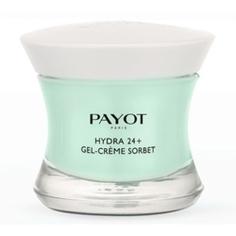 PAYOT Гель-крем сорбет для лица увлажняющий с эффектом наполнения Hydra 24+