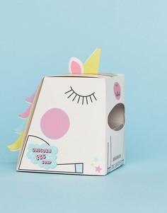 Мыло в форме яйца с единорогом Gift Republic - Мульти