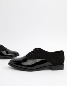 Броги на шнуровке Miss KG - Черный