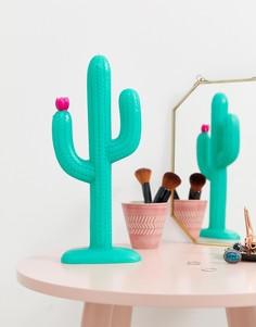 Большая свеча в форме кактуса Sunnylife - Зеленый