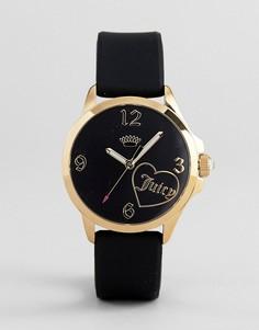 Часы с логотипом Juicy Couture - Черный