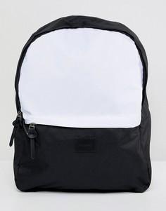 Черно-белый рюкзак ASOS DESIGN - Фиолетовый