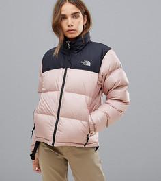 Розовая куртка в стиле ретро The North Face 1996 Nuptse - Розовый