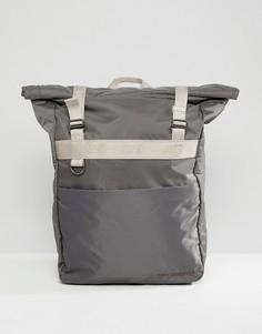 Серый рюкзак New Balance 500338-036 - Серый
