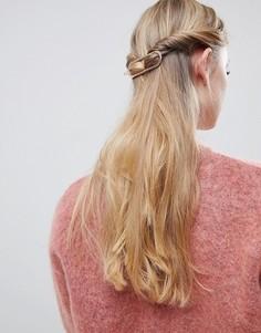 Заколка для волос ASOS DESIGN - Медный