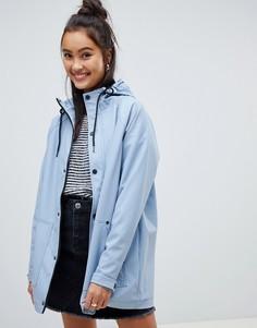 Куртка с капюшоном Wednesdays Girl - Синий