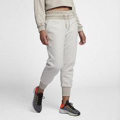 Женские джоггеры из материала Sherpa Nike Sportswear NSW