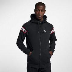 Мужская баскетбольная худи с молнией во всю длину Jordan Jumpman Air Nike