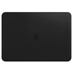 "Кейс для MacBook Apple 15"" Macbook Pro Leather Black (MTEJ2ZM/A)"