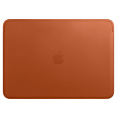"Кейс для MacBook Apple 13"" Macbook Pro Leather Saddle Brown (MRQM2ZM/A)"