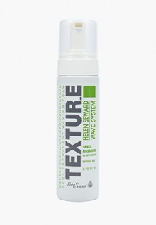 Мусс для укладки Helen Seward Milano TEXTUR_E Полуперманентный кератиновый для завивки волос, 200 мл
