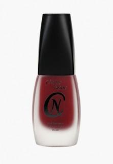Лак для ногтей Chatte Noire MATTE эмаль №836 бордовый 15 мл