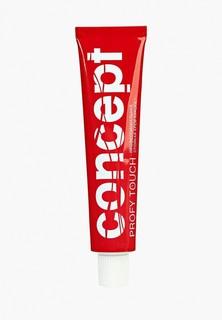 Краска для волос Concept Permanent color cream PROFY Touch 9.44 Ярко-медный блонд