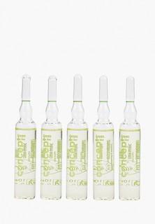 Лосьон для волос Concept жирных, 5 ампул по 10 мл