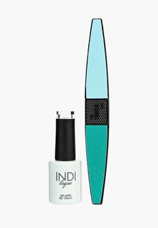 Набор для ухода за ногтями Runail Professional INDI laque, 9 мл №3718