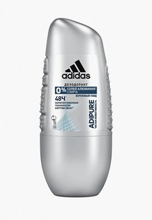 Дезодорант adidas Adipure, 50 мл
