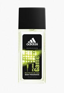 Парфюмерная вода adidas Pure Game, 75 мл